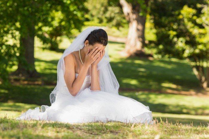 Свадьба, которая запомнится на всю жизнь. Во время церемонии жених сказал, что любит другую