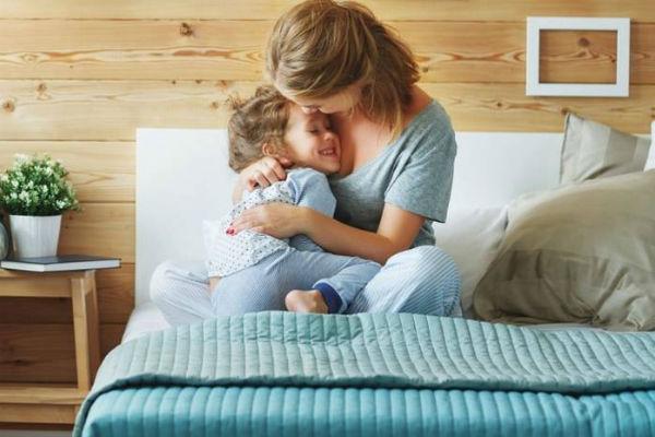 Говорите эти волшебные фразы ребенку перед сном, и вскоре вы увидите эффект от них