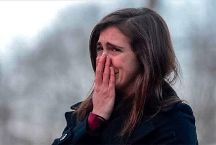 По словам психологов, часто плачущий человек на самом деле...