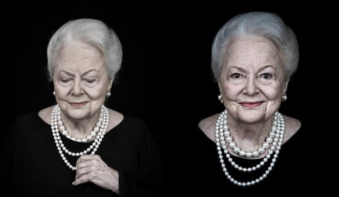 """Легендарная актриса из """"Унесённые ветром"""" отпраздновала 101 -летие"""