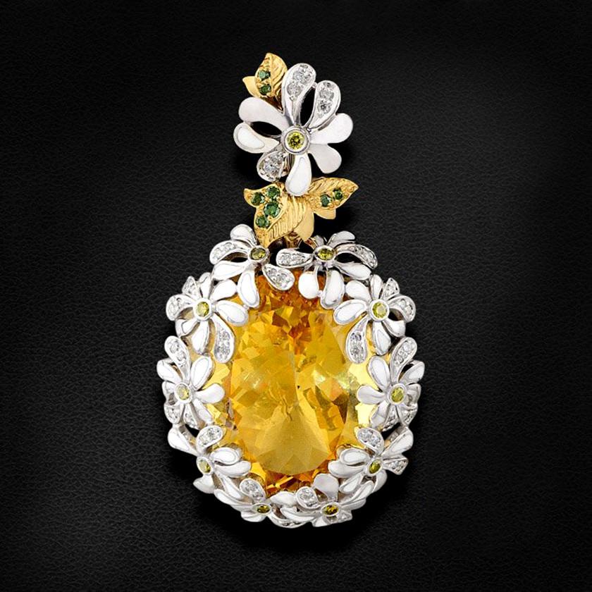 Роскошная ювелирная коллекция: Кулоны и подвески от Master Exclusive Jewellery