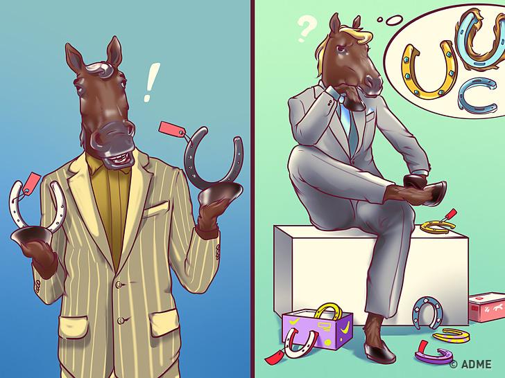12 классных иллюстраций того, как изменились мужчины за последнее время
