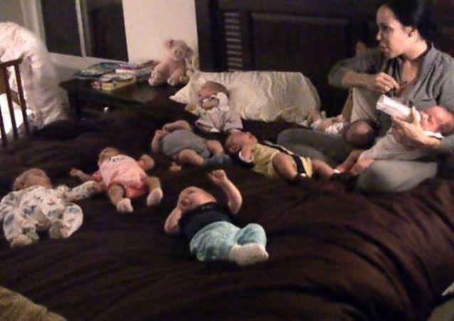 Помните женщину, которая в 2009 году родила восьмерняшек? Вот как выглядят её дети сегодня.