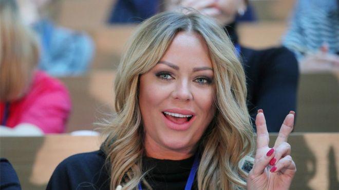 Юлия Началова скончалась в 38 лет