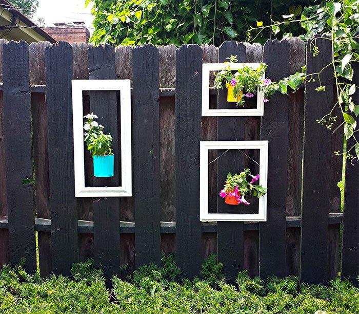 12 идей о том, каким может быть забор