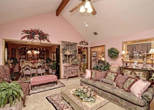 Очень странный дом, который выставили на продажу в Техасе