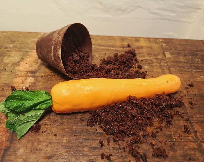 Шеф-повар создает необычные, потрясающие и реалистичные десерты. Вы только посмотрите, их есть жалко!