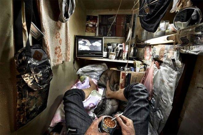 Хотите, чтобы комната в хрущевке превратилась в роскошные апартаменты? Посетите коммуналку в Китае