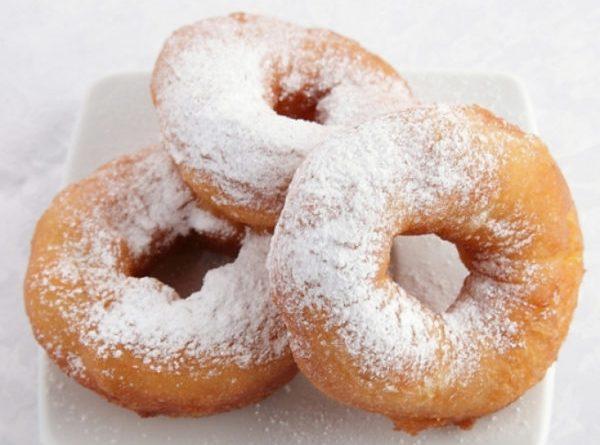 Швидкі і смачні пончики. 5 хв і на столі ціла гора смакоти