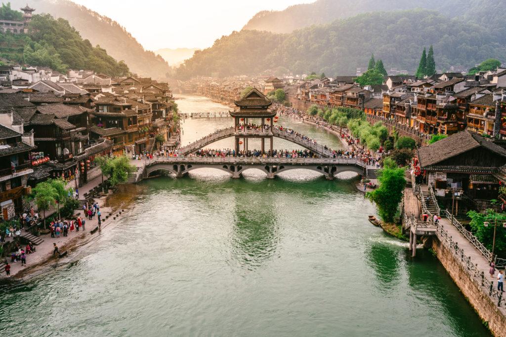 Потрясающий Китай! Чем может удивить Поднебесная?