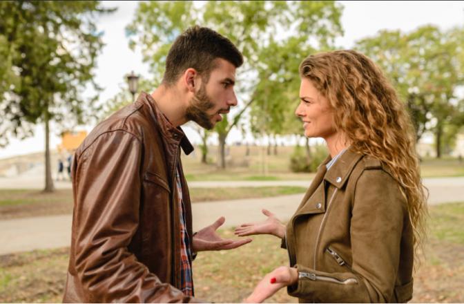 История о том, как мой друг жену-истеричку выгнал