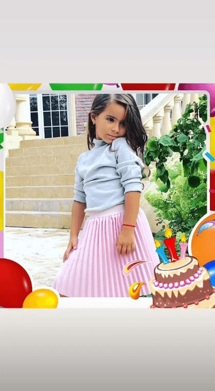 Как Ани Лорак и Мурат Налчаджиоглу поздравили дочь с Днем рождения