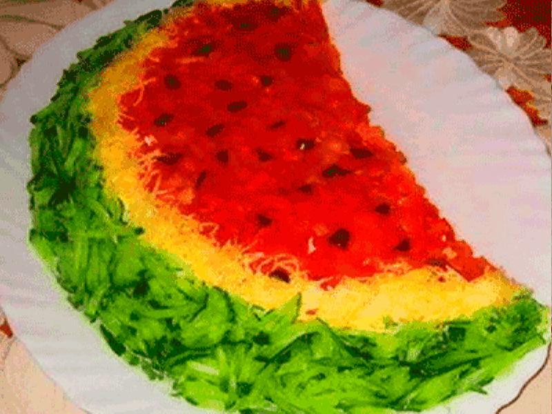 Семь невероятно вкусных салатов