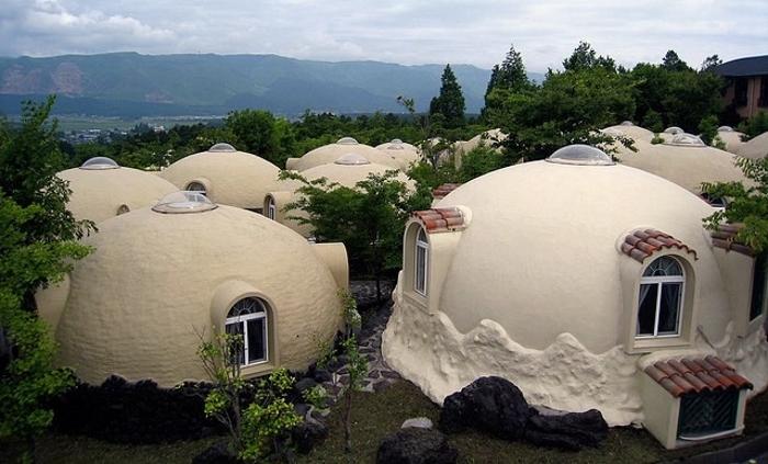 Японцы начали строить дома из… пенопласта. Когда заходишь внутрь, диву даешься!