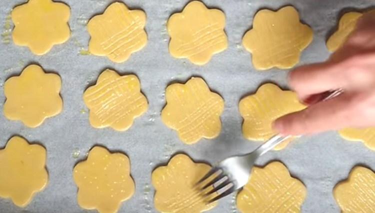 Вкусное простое печенье в духовке