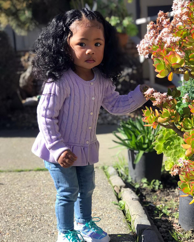 Когда мама с папой постарались от души: удивительной красоты ребенок вьетнамца и девушки из Африки