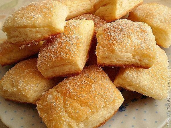 Любимое печенье из слоеного теста: Вкусно и быстро