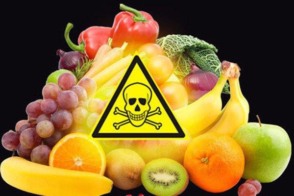 фрукты - яд