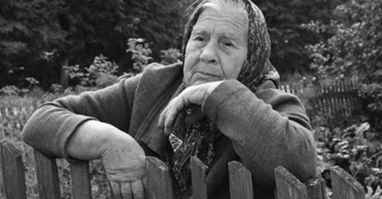 Невероятный Рассказ вне всякого времени. Валентина Осеева «Бабка».