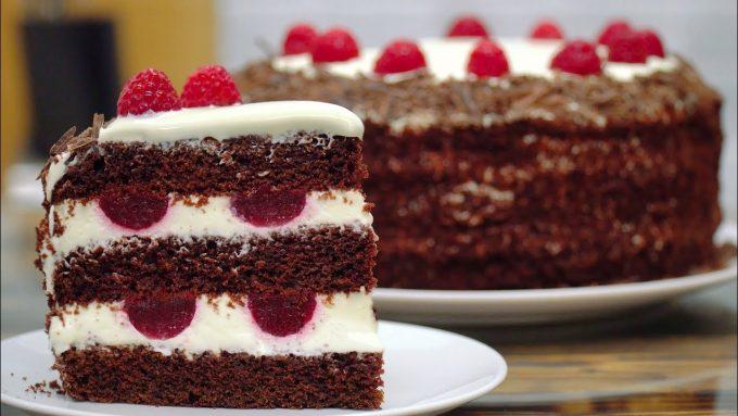 Торт Сюрприз