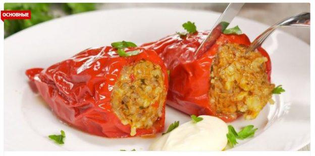 Вкуснейшие фаршированные перцы по-сербски. Так вкусно и оригинально!