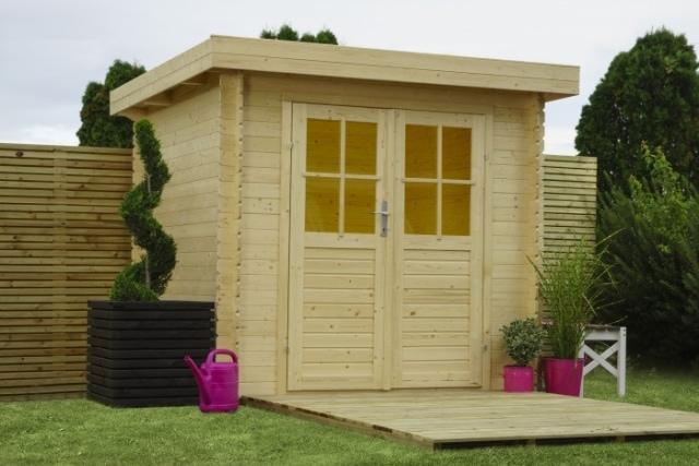 Шикарная альтернатива каменным домам — садовые и дачные домики из дерева и бруса