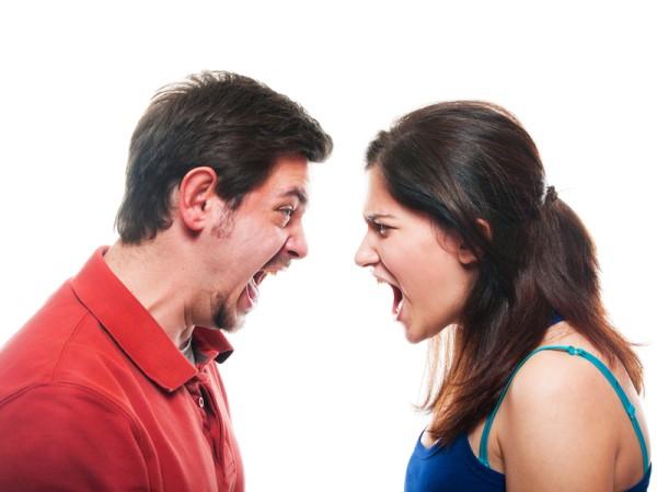 Люди кричат, когда их души не слышат друг друга. Мудрая притча