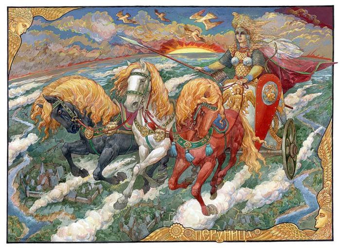 Знаки Зодиака по славянскому тотемному гороскопу