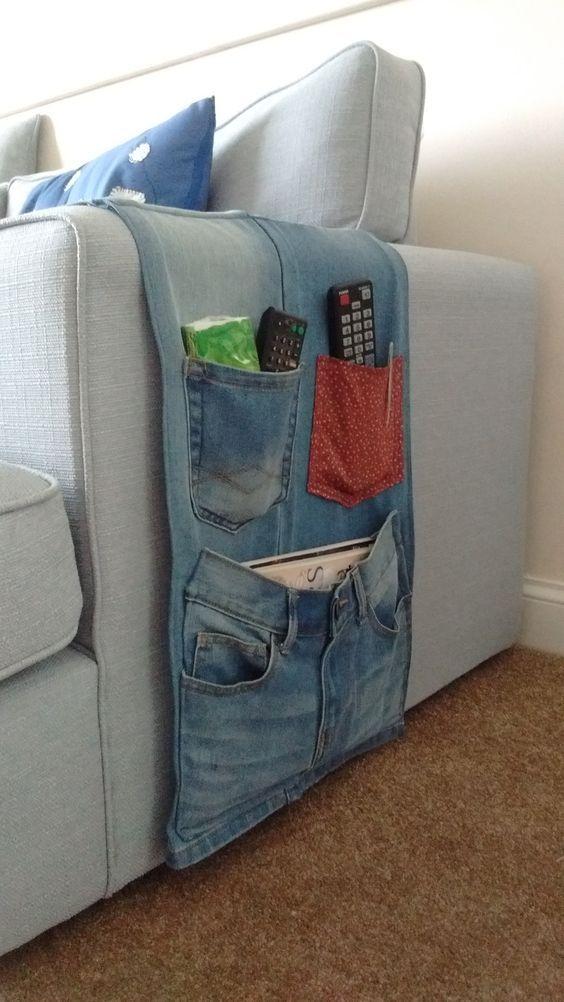 Новая порция вдохновения: вторая жизнь любимых старых джинсов