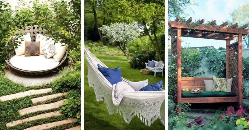 Лучший отдых — конечно, на даче! 25 уютных уголков на участке