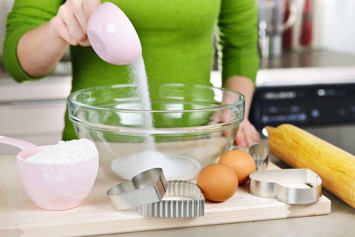 Рецепт коржей для торта на сковороде