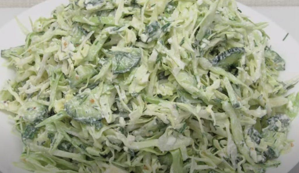 Весенние салаты на любой вкус! Сразу 4 рецепта салатов на каждый день – вкусные, быстрые и недорогие