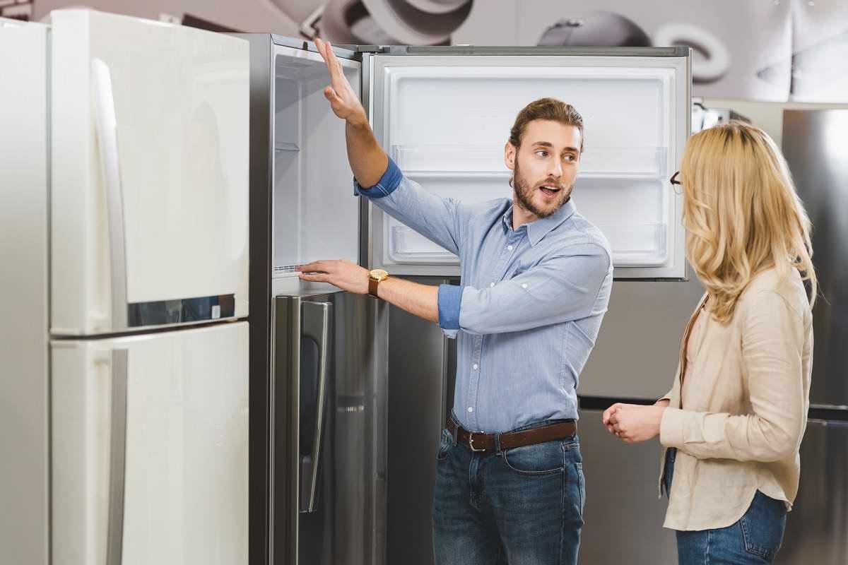 как настроить холодильник самсунг