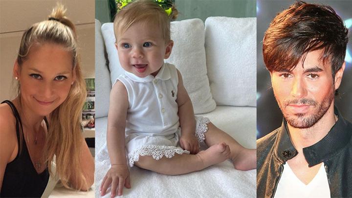 «Дочь вылитая Иглесиас, невероятная красавица!»: Курникова показала подросших детей.
