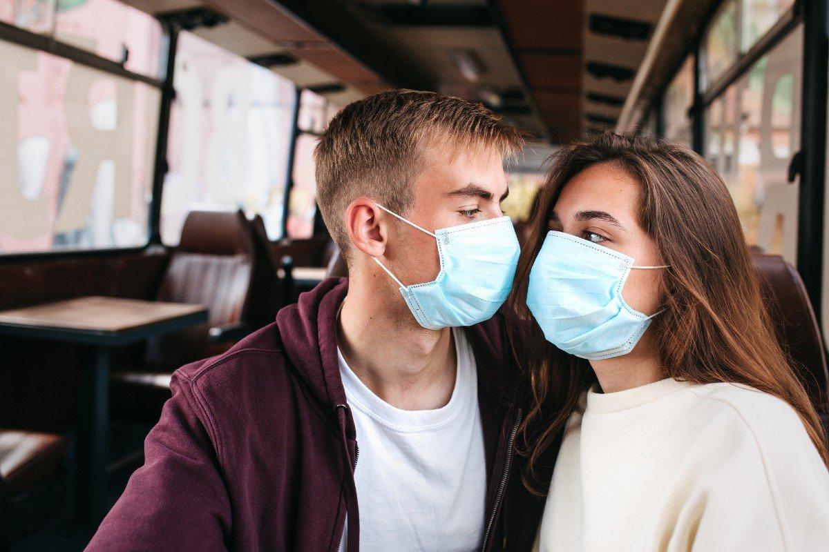 как носить маску с фильтром