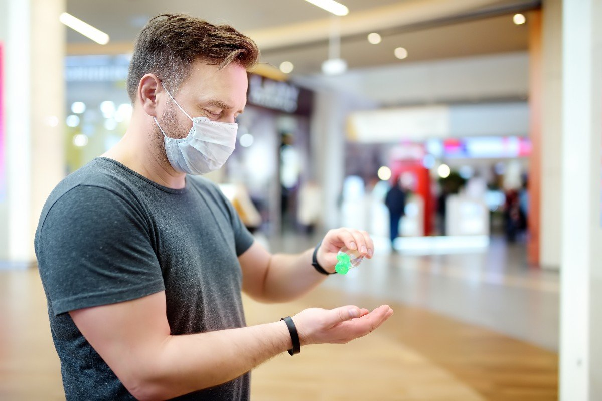 как носить маску с респиратором