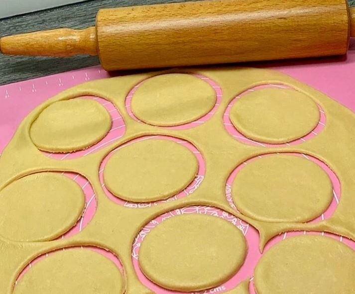 Печенье тает во рту, а рецепт бюджетный и нет сливочного масла