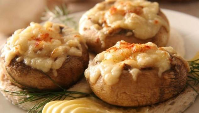 Рецепт аппетитных фаршированных грибов! Готовлю для любого праздничного стола