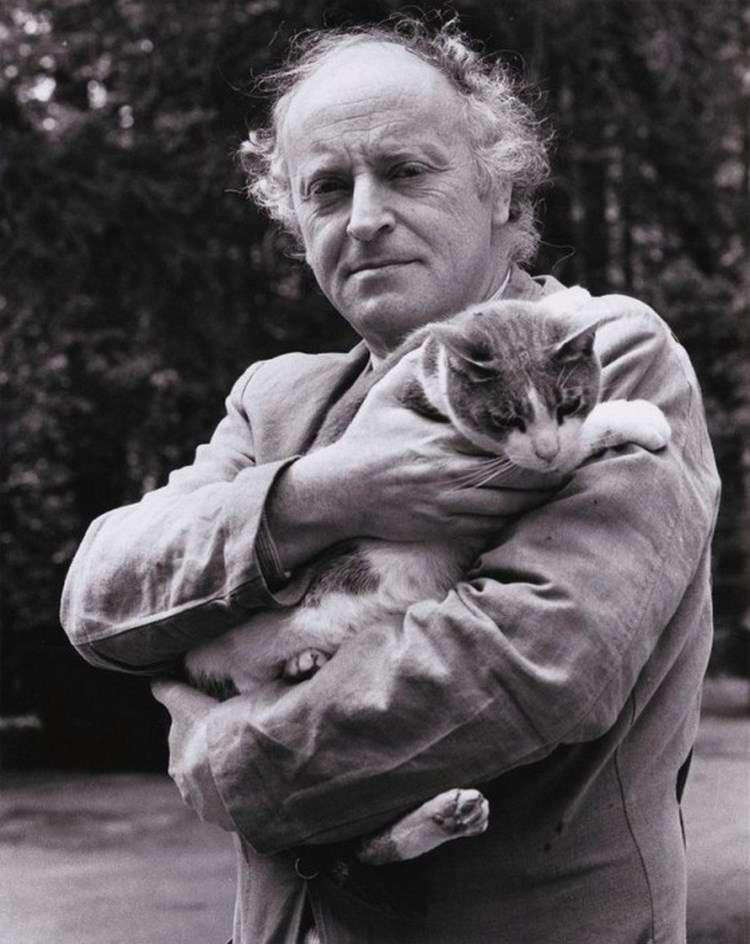 18 замечательных фотографий котиков, у которых были свои писатели и поэты
