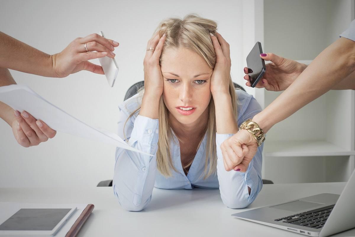 Физические проявления стресса