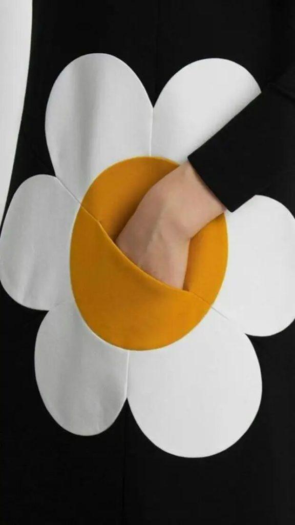 Обыкновенный карман — крошечная деталь, меняющая образ! 25 превосходных идей