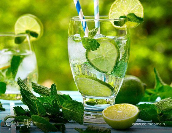 6 вечерних напитков эффективно очищают печень, улучшают пищеварение и сжигают жиры во время сна!