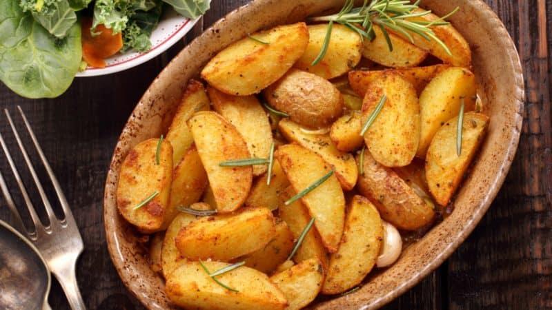 Картофель по-улановски. Овощное блюдо удивит вас своим оригинальным вкусом 8
