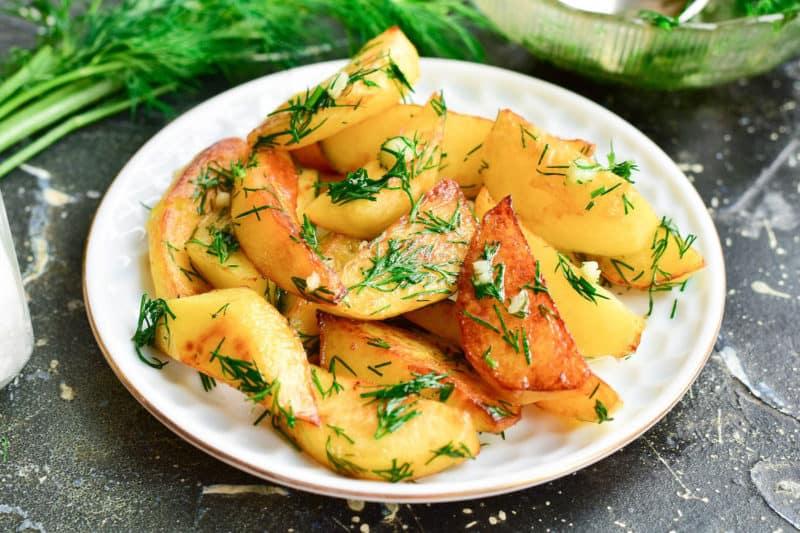 Картофель по-улановски