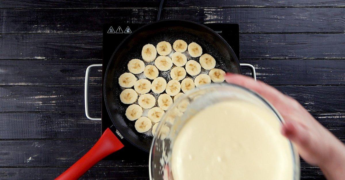 Десерты с бананами